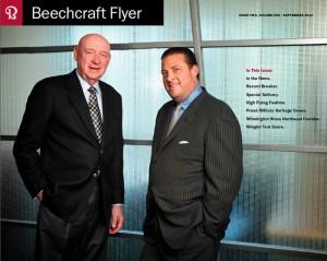 Beechcraft Flyer Cover image Q3 2013