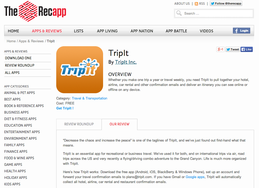 Tripit_Screen_shot