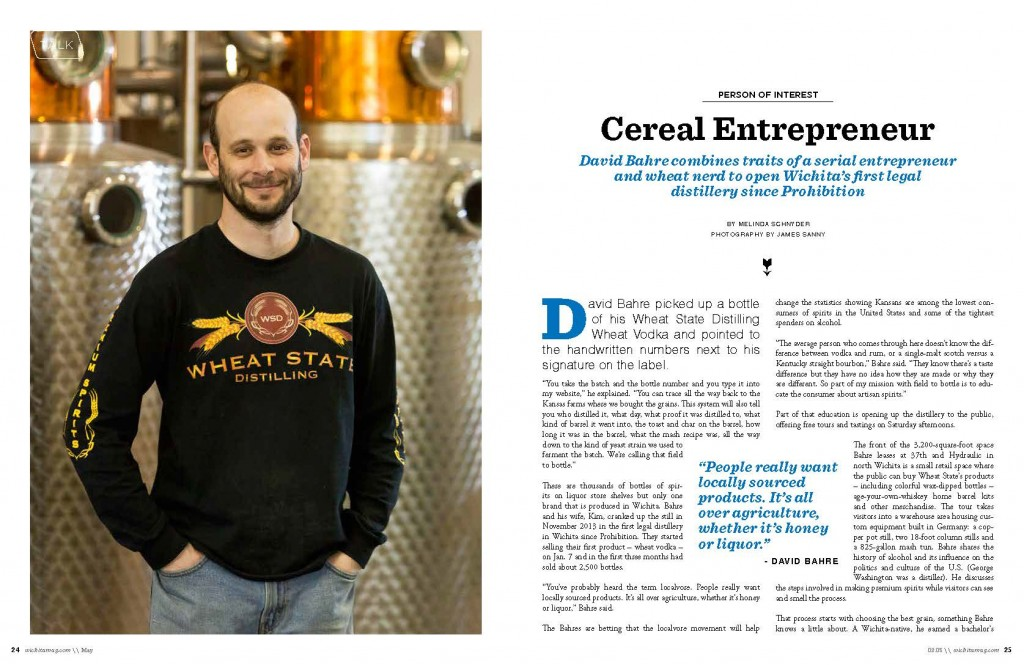 Wheat State Distilling Wichita Magazine article_Page_1