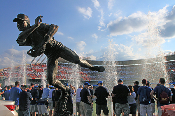 Royals, Kansas City, Kauffman Stadium